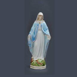 Virgin Mary Statuette