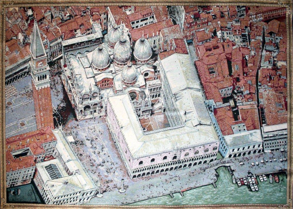 Z710 – Venezia dall'alto